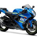 2018 GSX-R600 Suzuki Heavy Bike