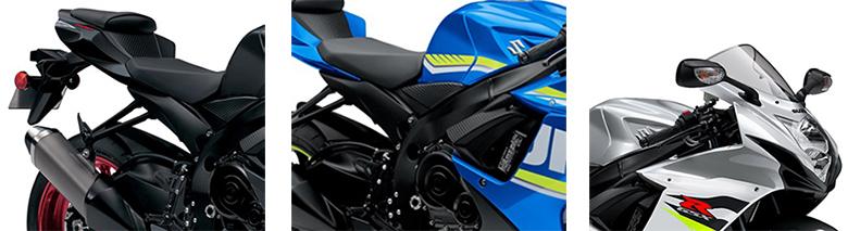 2018 GSX-R600 Suzuki Heavy Bike Specs