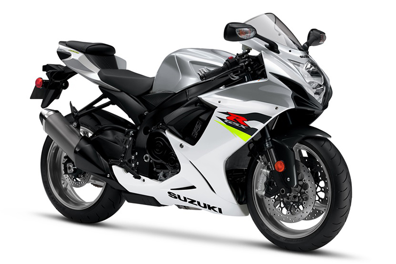 2018 GSX-R600 Suzuki Heavy Bike