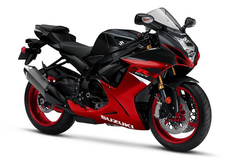 2018 GSX-R750 Suzuki Sports Bike