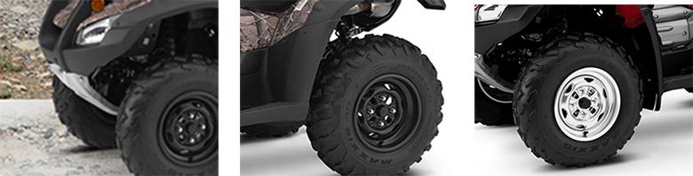 2019 Honda FourTrax Rincon Utility Quad Bike Specs