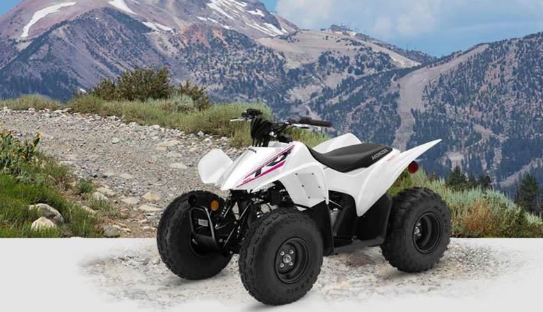 2019 TRX90X Honda Sports Quad Bike