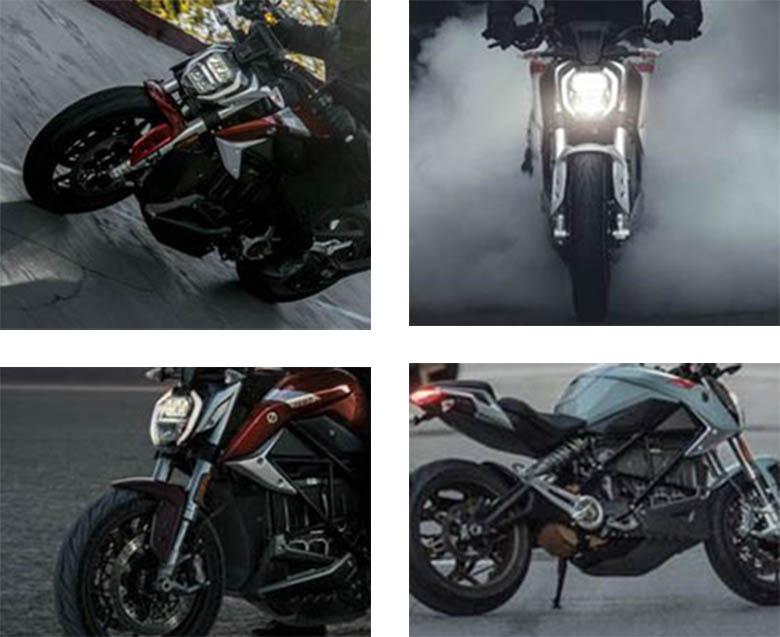 2020 Zero SR/F Sports Electric Motorcycle Specs