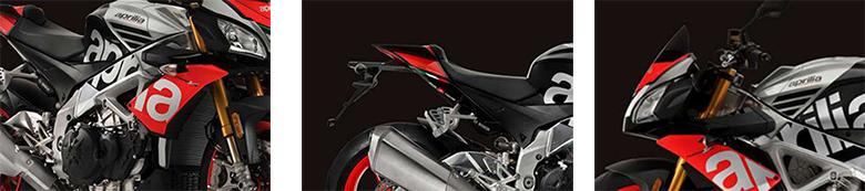 Aprilia 2018 Tuono V4 1100 Factory Sports Bike Specs