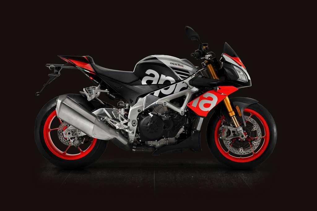 Aprilia 2018 Tuono V4 1100 Factory Sports Bike