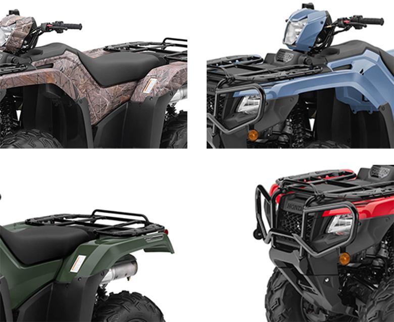 FourTrax Foreman Rubicon 4x4 Honda 2019 Quad Bike Specs