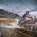 KTM 2018 1090 Adventure Touring Bike