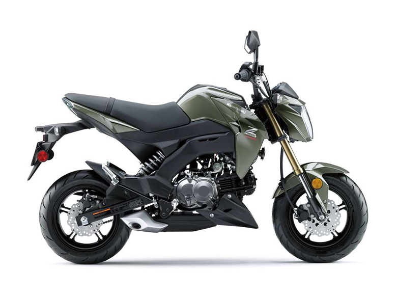 Kawasaki Z125 Pro 2018 Sports Street Bike