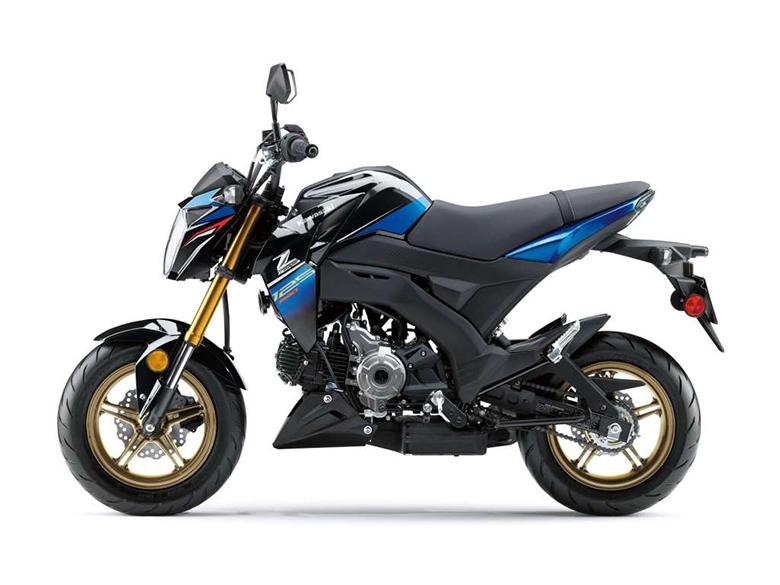 Kawasaki Z125 Pro SE 2018 Urban Heavy Bike