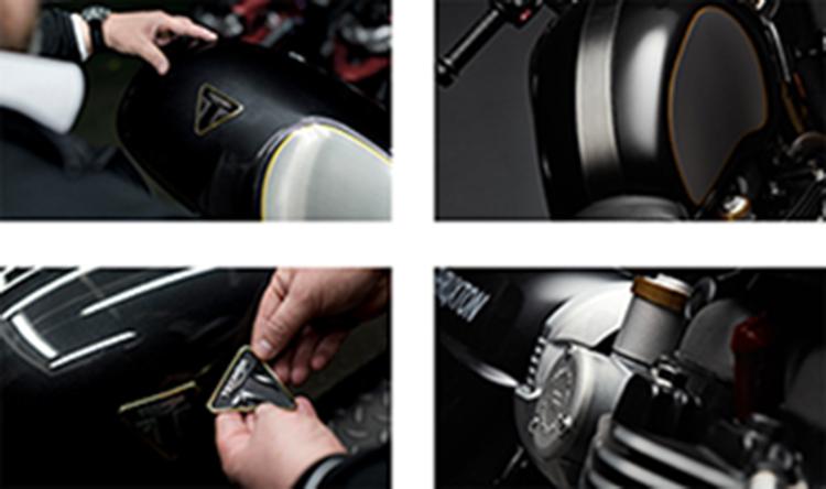 Thruxton TFC 2019 Triumph Sports Classic Motorcycle Specs