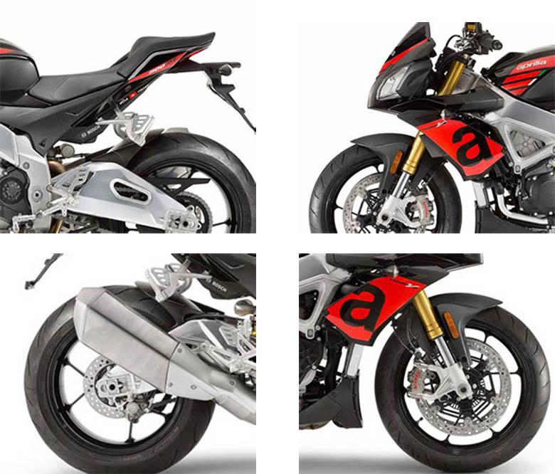 Tuono V4 1100RR 2018 Aprilia Sports Bike Specs