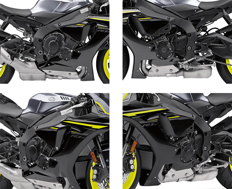 YZF-R1S 2018 Yamaha Heavy Bike Specs