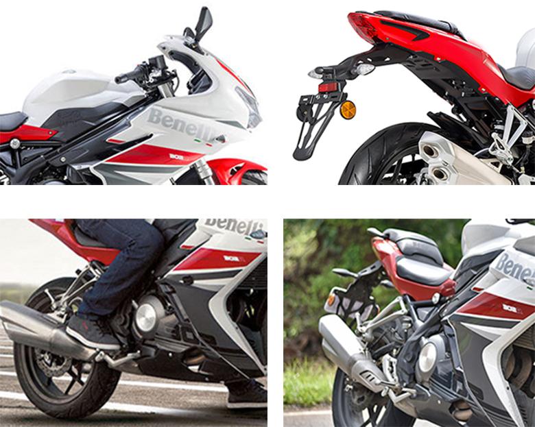 2019 Benelli 302 R Sports Bike Specs