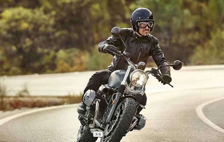 BMW 2019 R nineT Scrambler Heritage Bike