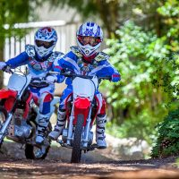 Honda 2019 CRF50F Trial Dirt Bike