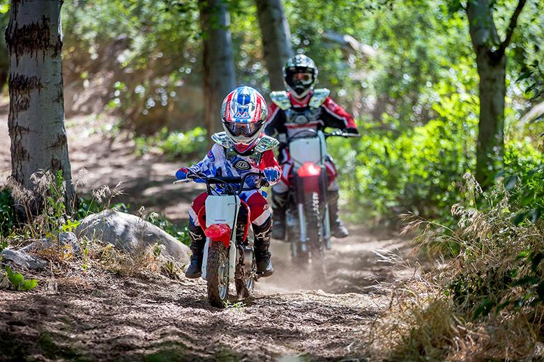 Honda 2019 CRF50F Trial Dirt Bike