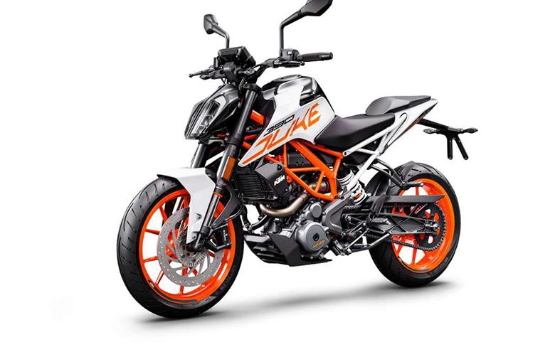 KTM 2018 390 Duke Naked Motorcycle