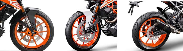 KTM 2018 390 Duke Naked Motorcycle Specs