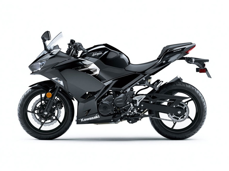 2018 Kawasaki Ninja 400 Sports Bike
