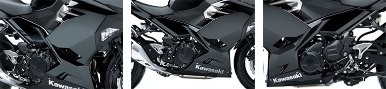 Kawasaki 2018 Ninja 400 Sports Bike Specs