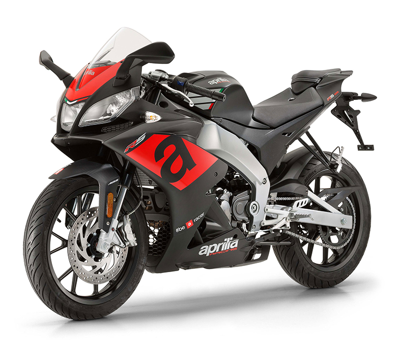 RS125 2018 Aprilia Urban Heavy Bike