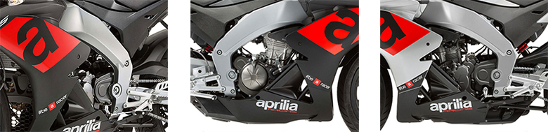 RS125 2018 Aprilia Urban Heavy Bike Specs
