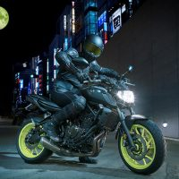 2018 MT-07 Yamaha Naked Bike