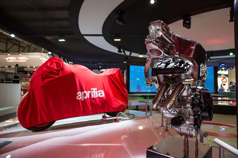 2019 Aprilia RS660 Concept Sports Bike