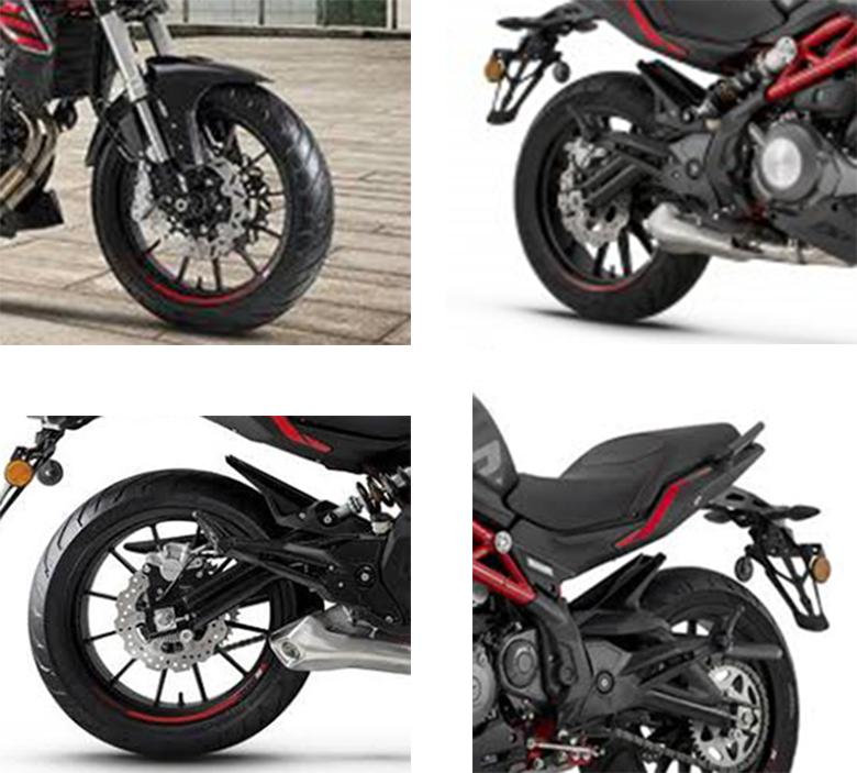 2019 Benelli 302 S Naked Sports Bike Specs