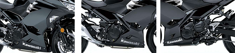 Ninja 400 ABS 2018 Kawasaki Heavy Bike Specs