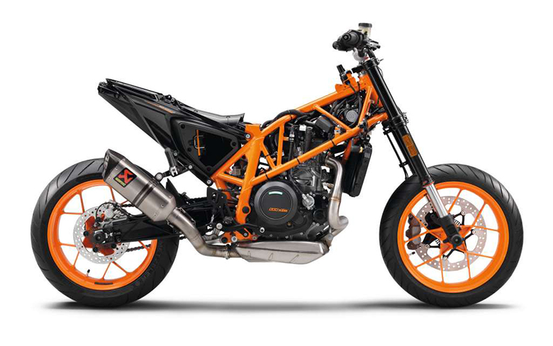 2018 KTM 690 Duke Naked Motorcycle