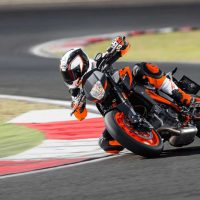2018 KTM 690 Duke Naked Motorcycle