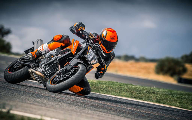 790 Duke 2018 KTM Powerful Naked Bike