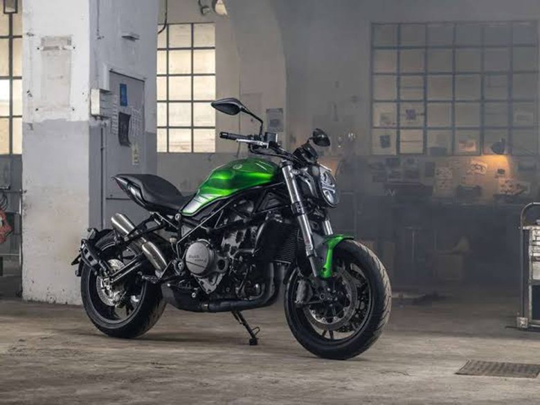 Benelli 2019 752 S Naked Motorcycle