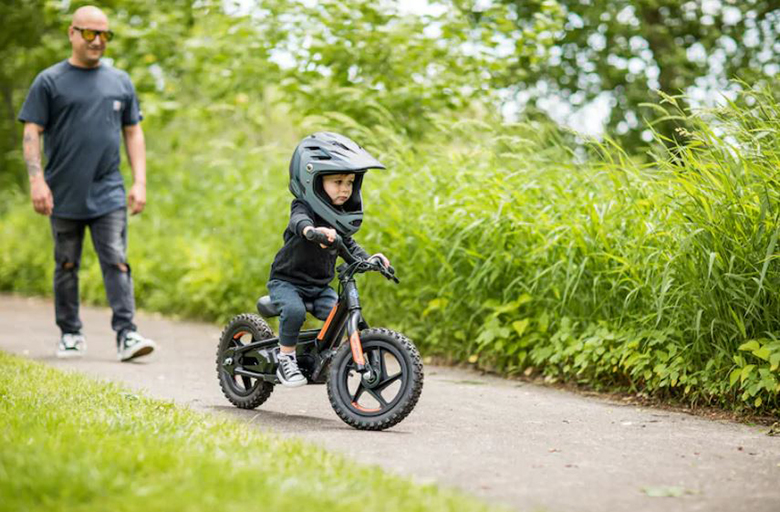 Seat Height Balance Bike