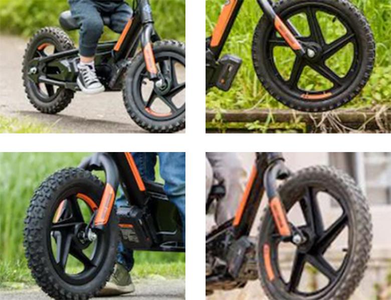 Harley-Davidson 2020 Electric Balance Bikes Specs