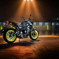 MT-09 Yamaha 2018 Naked Sports Bike