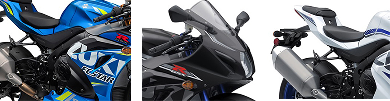 Suzuki 2018 GSX-R1000R Most Powerful Sports Bike Specs