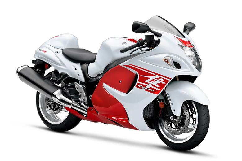 2018 Hayabusa Suzuki Sports Bike