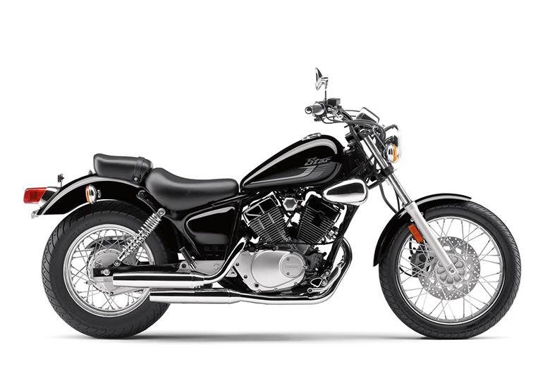 2018 Yamaha V Star 250 Sports Heritage Motorcycle