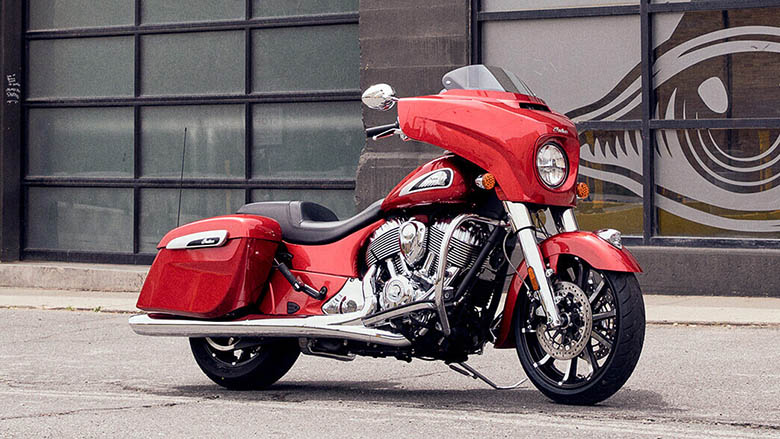 2019 Indian Chieftain Limited Cruisers