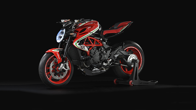 2019 MV Agusta Brutale 800 RC Naked Bike