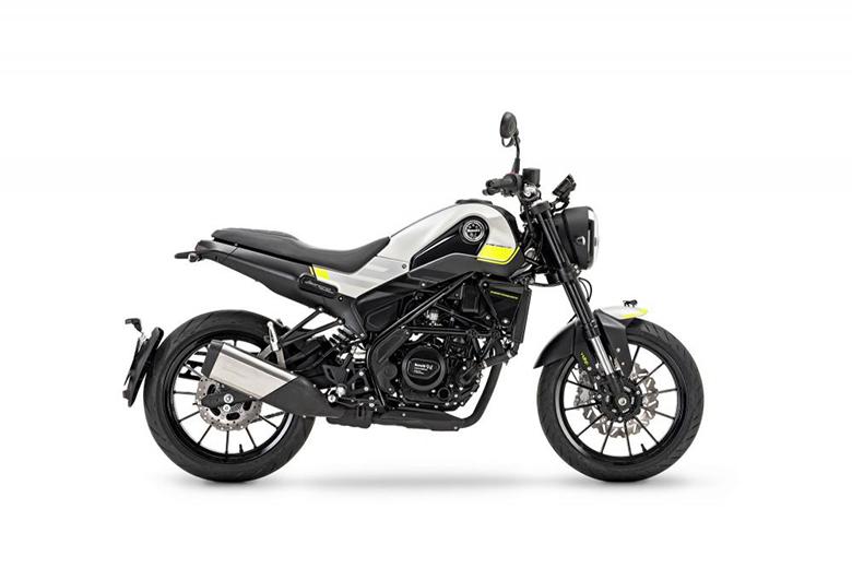 Benelli Leoncino 125 2019 Naked Bike
