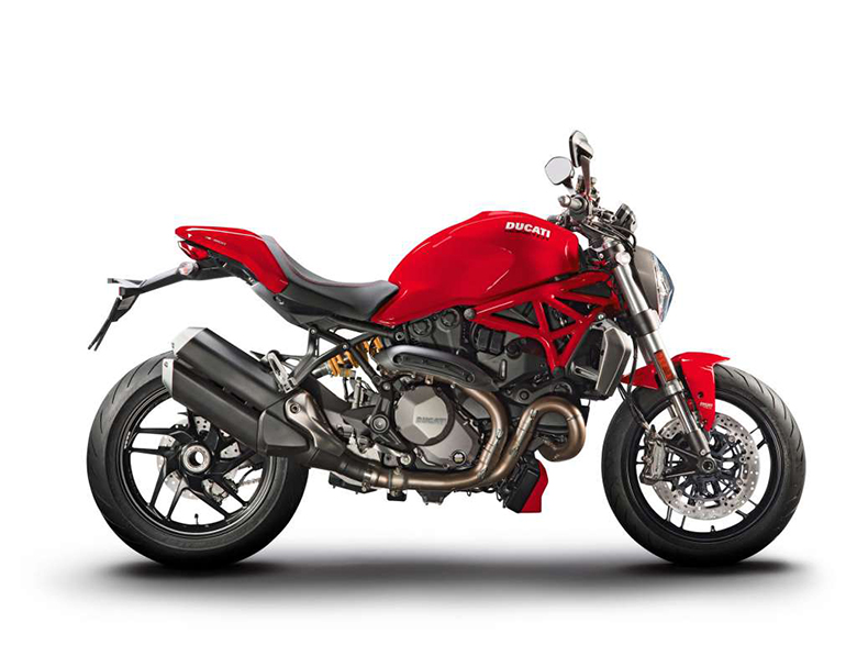 Ducati 2018 Monster 1200 Powerful Naked Bike
