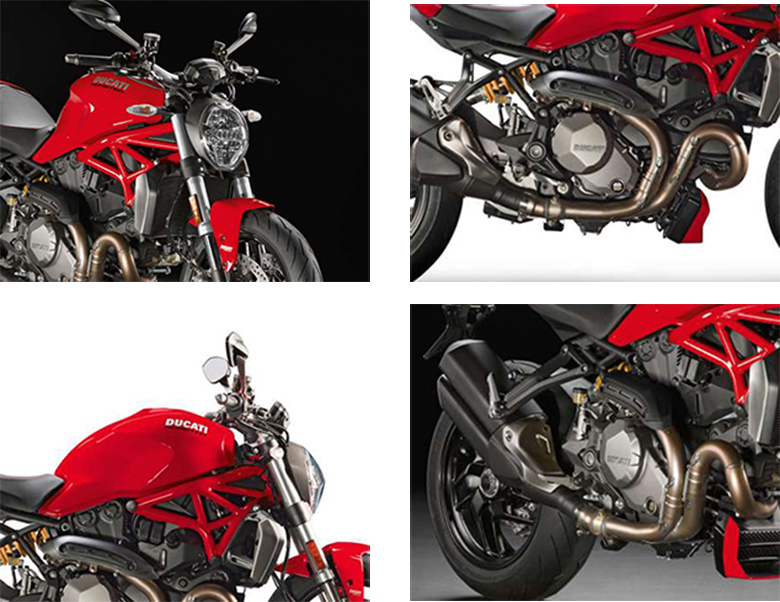 Ducati 2018 Monster 1200 Powerful Naked Bike Specs
