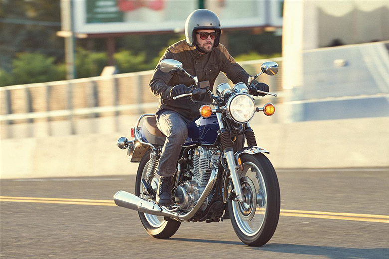 Yamaha 2018 SR400 Sports Heritage Bike