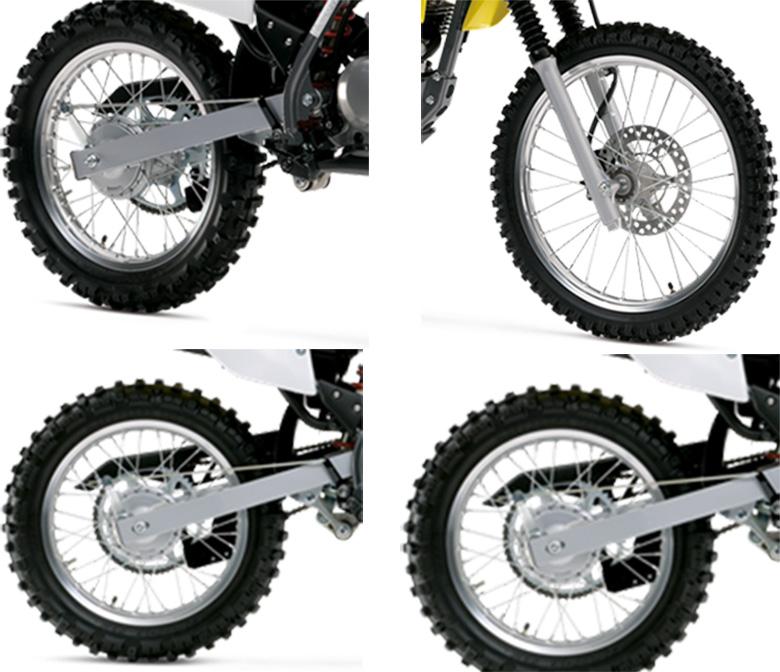 2019 DR-Z125L Suzuki Off-Road Bike Specs
