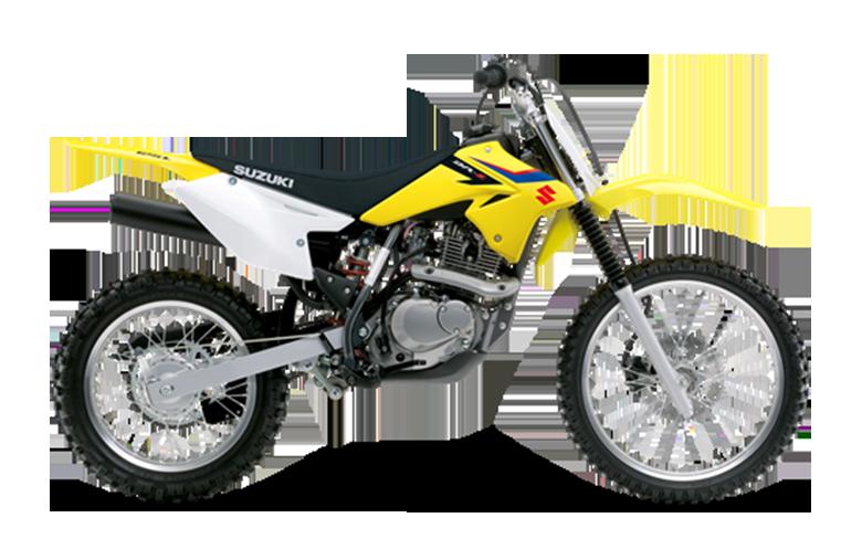2019 DR-Z125L Suzuki Off-Road Bike