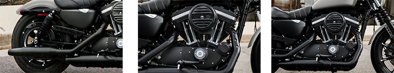 2020 Harley-Davidson Iron 883 Sportster Specs