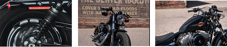 Harley-Davidson 2020 Forty-Eight Sportster Specs
